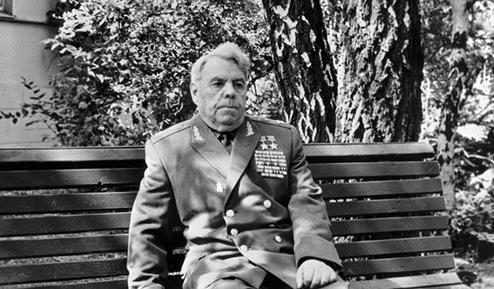 Маршал Александр Василевский 4