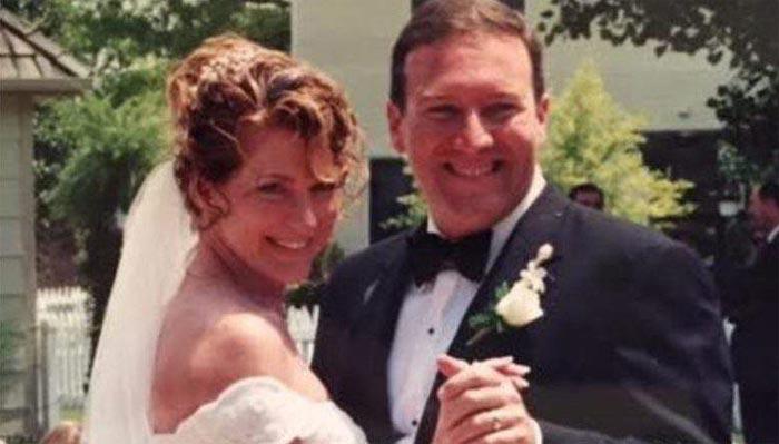 Майк Помпео и жена Сьюзен