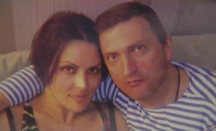 Наталья Асанкина и Михаил Асанкин