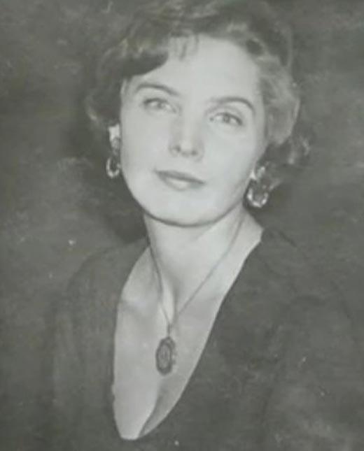 Наталья Челобова вторая жена Валерия Ускова