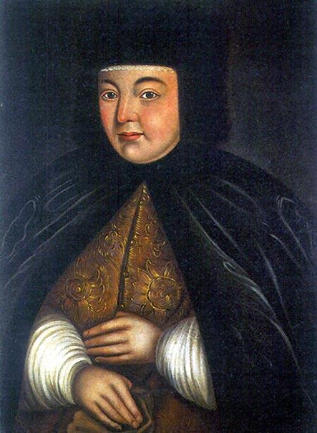 Наталья Нарышкина вторая жена Алексея Михайловича