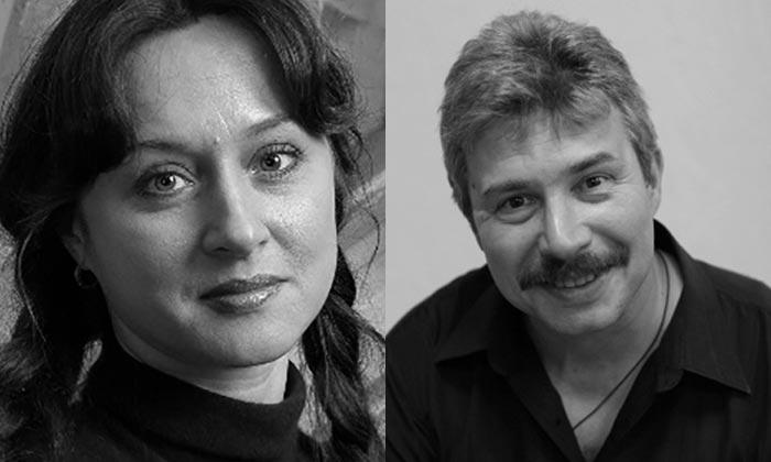 Наталья Суркова и Константин Гершов