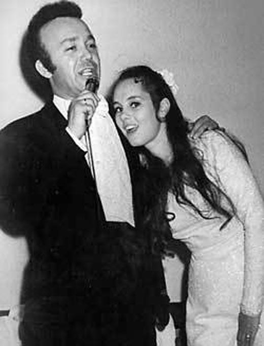 Нелли Кобзон и Иосиф Кобзон