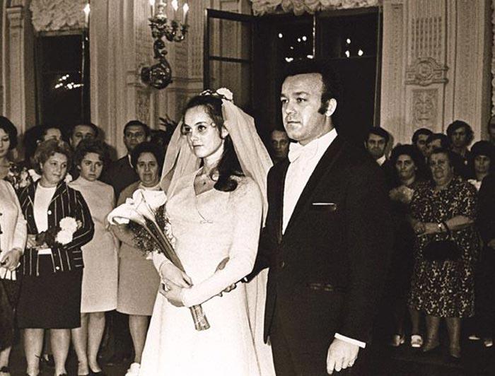 Свадьба Иосифа и Нелли Кобзон