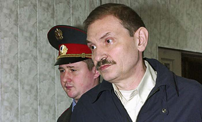Николай Глушков в суде