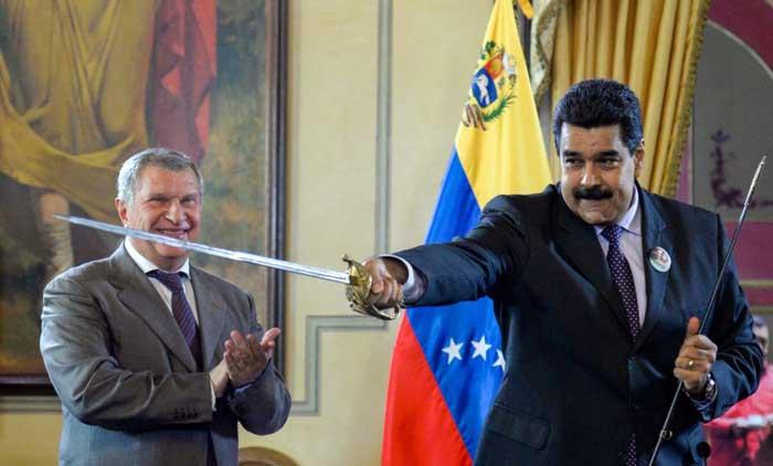 Николас Мадуро 2