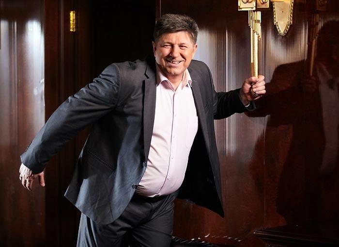 Николай Боклан Капитанша