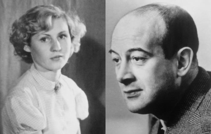 Нина Гуляева и Михаил Горюнов