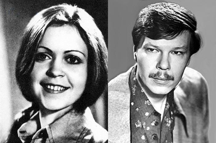 Нина Зоткина и Алексей Панькин