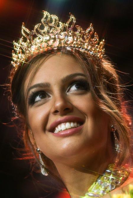 Оксана Воеводина Мисс Москва 2015 3