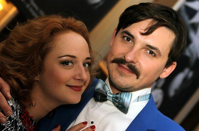 Олесь Федорченко и Мария Шумейко