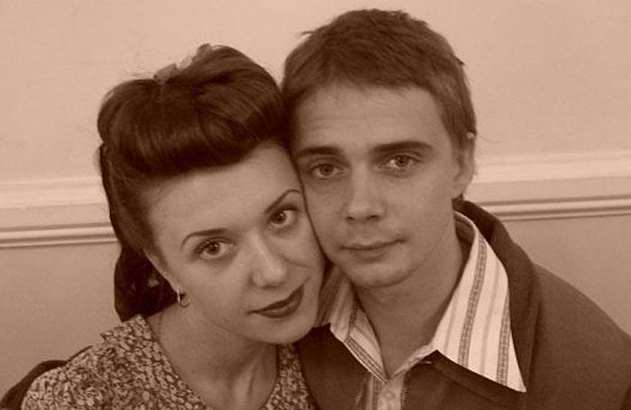 Ольга Арикова и Владимир Крылов
