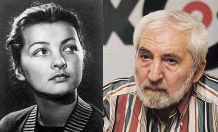 Ольга Бган и Алексей Симонов