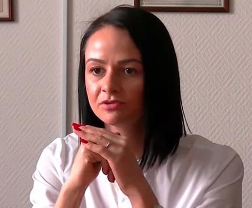 Ольга Глацких сейчас