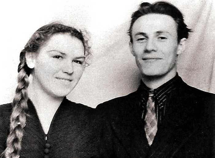 Ольга Соломина и Юрий Соломин
