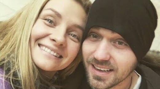 Ольга Сухарева и муж Андрей Гуркин