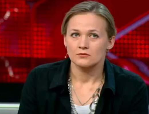 Ольга дочь Петра Щербакова