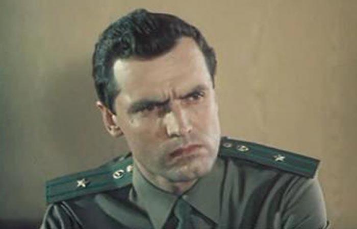 Петр Журавлёв Государственная граница