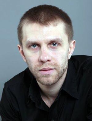 актер Сергей Черданцев