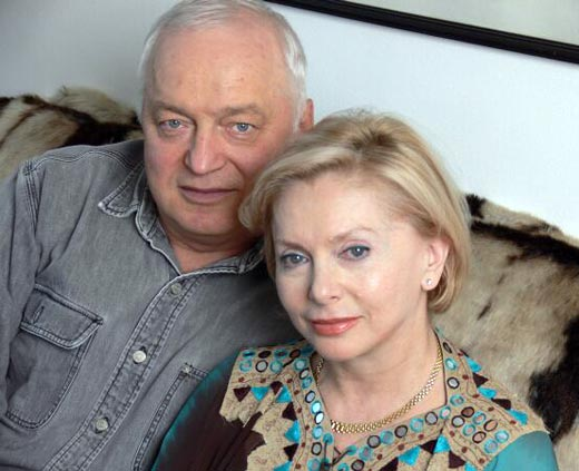 Сергей Никитин и Татьяна Никитина