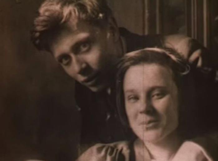 Сергей Образцов и первая жена Софья