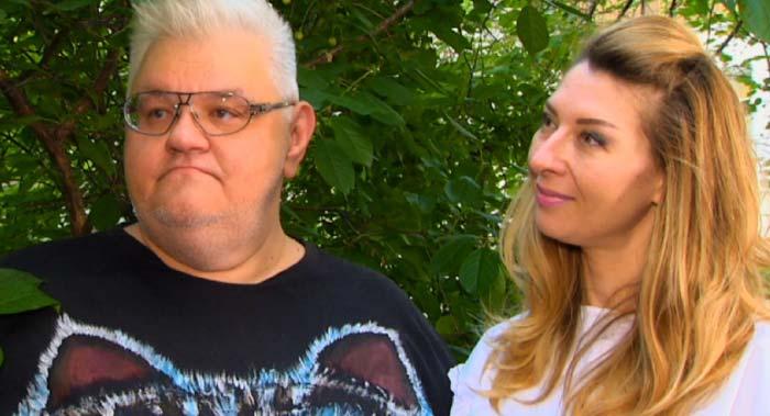 Сергей Сивохо и жена Татьяна