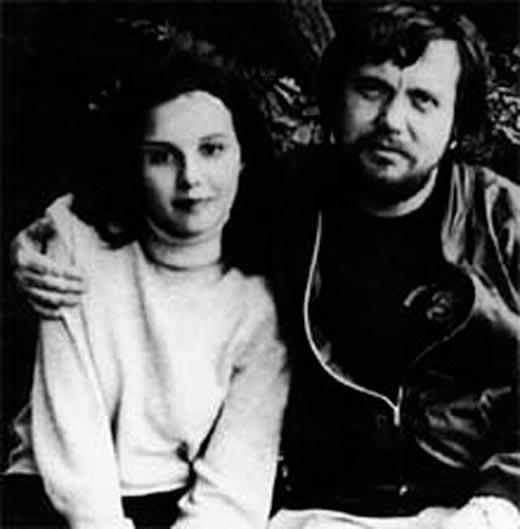 Сергей Соловьев и Татьяна Друбич