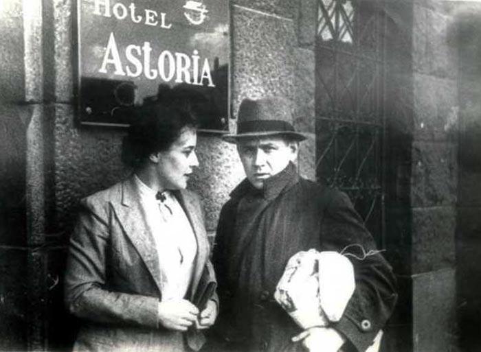 Софья Пилявская и Николай Дорохин 2