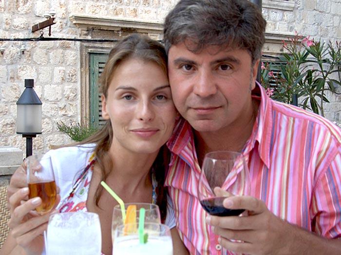 Сосо Павлиашвили и Ирина Патлах 2