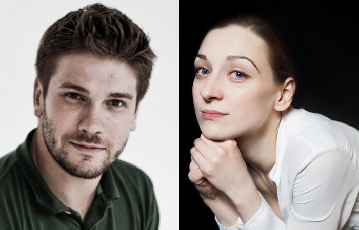 Регина Ацапкина и Степан Бекетов