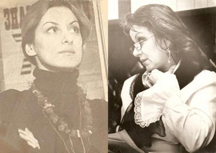Светлана Бледная жена Анатолия Бледного