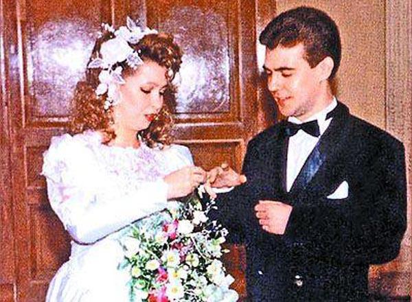Светлана Медведева и Дмитрий Медведев
