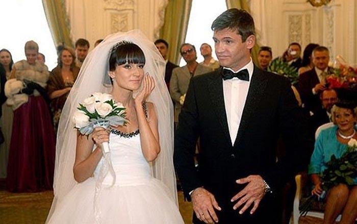 Татьяна Аптикеева и Игорь Лифанов