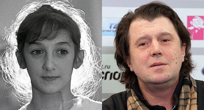 Татьяна Дручинина и Артур Дмитриев
