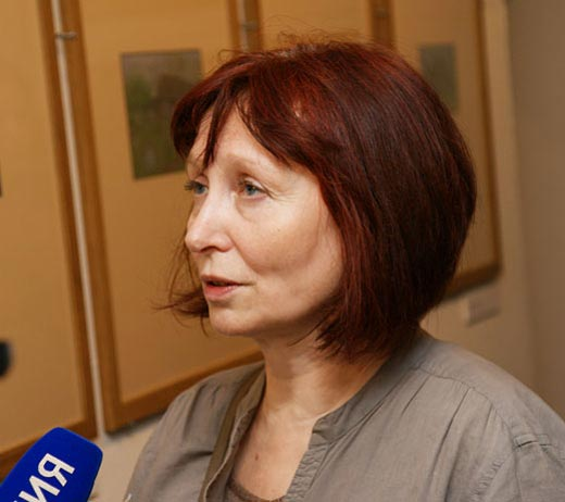 Татьяна Пономаренко четвертая жена Сергея Дрейдена