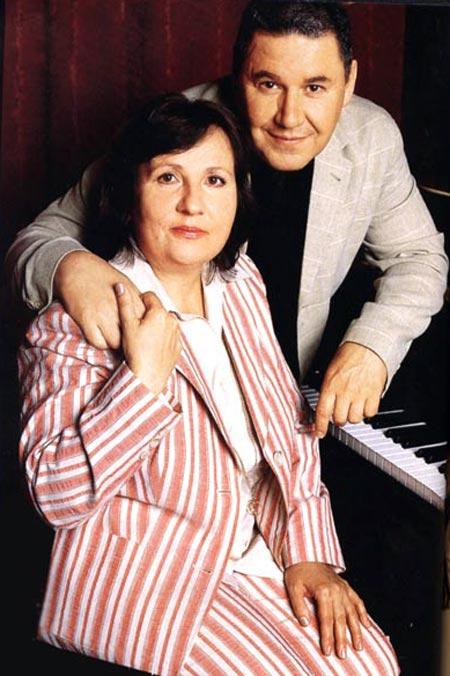Татьяна Рузавина и муж Сергей Таюшев 3