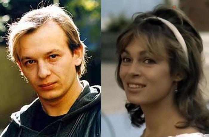 Татьяна Скороходова и Дмитрий Марьянов