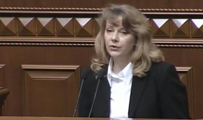 Татьяна Юзькова первая жена Олега Ляшко