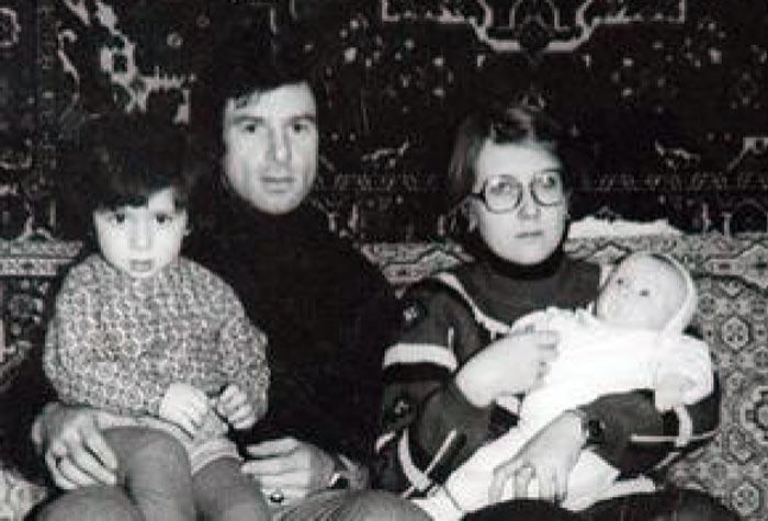 Валерий Харламов и жена Ирина 2