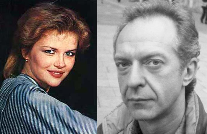 Валерий Кухарешин и Александра Яковлева