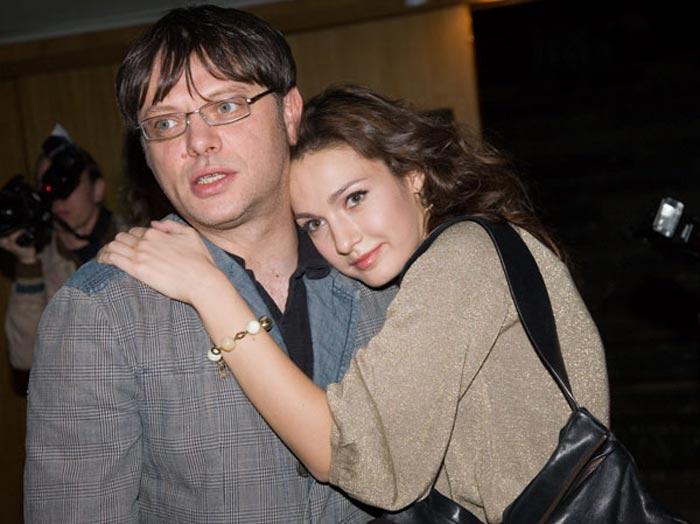 Валерий Тодоровский и Евгения Брик
