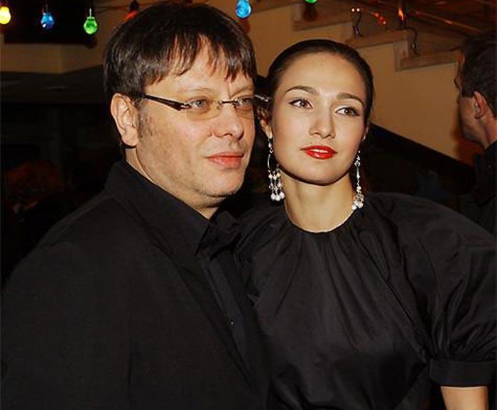 Валерий Тодоровский и Евгения Брик 2