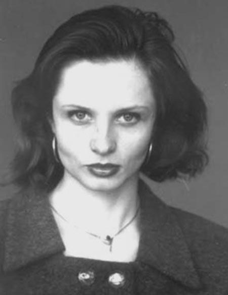 Василина Стрельникова в молодости