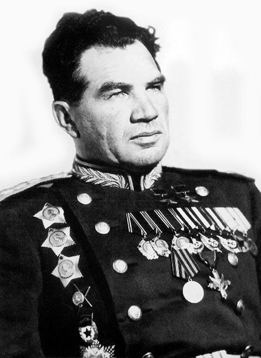 Маршал Василий Чуйков