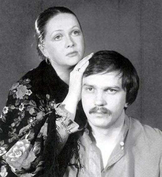 Виктор Корешков и Наталья Гундарева 2