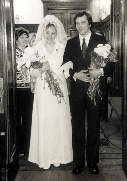 Виктор Корешков и Наталья Хорохорина