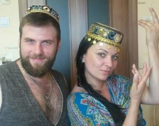 Виктория Билан и Владимир Ращук 3