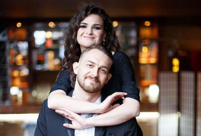 Виктория Райдос и муж Василий Бойков