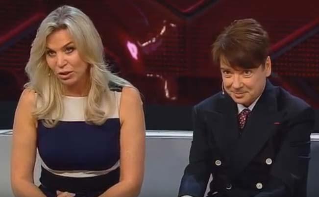 Валентин Юдашкин и жена Марина 2