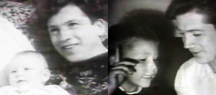 Валентин Зубков и сын Сергей
